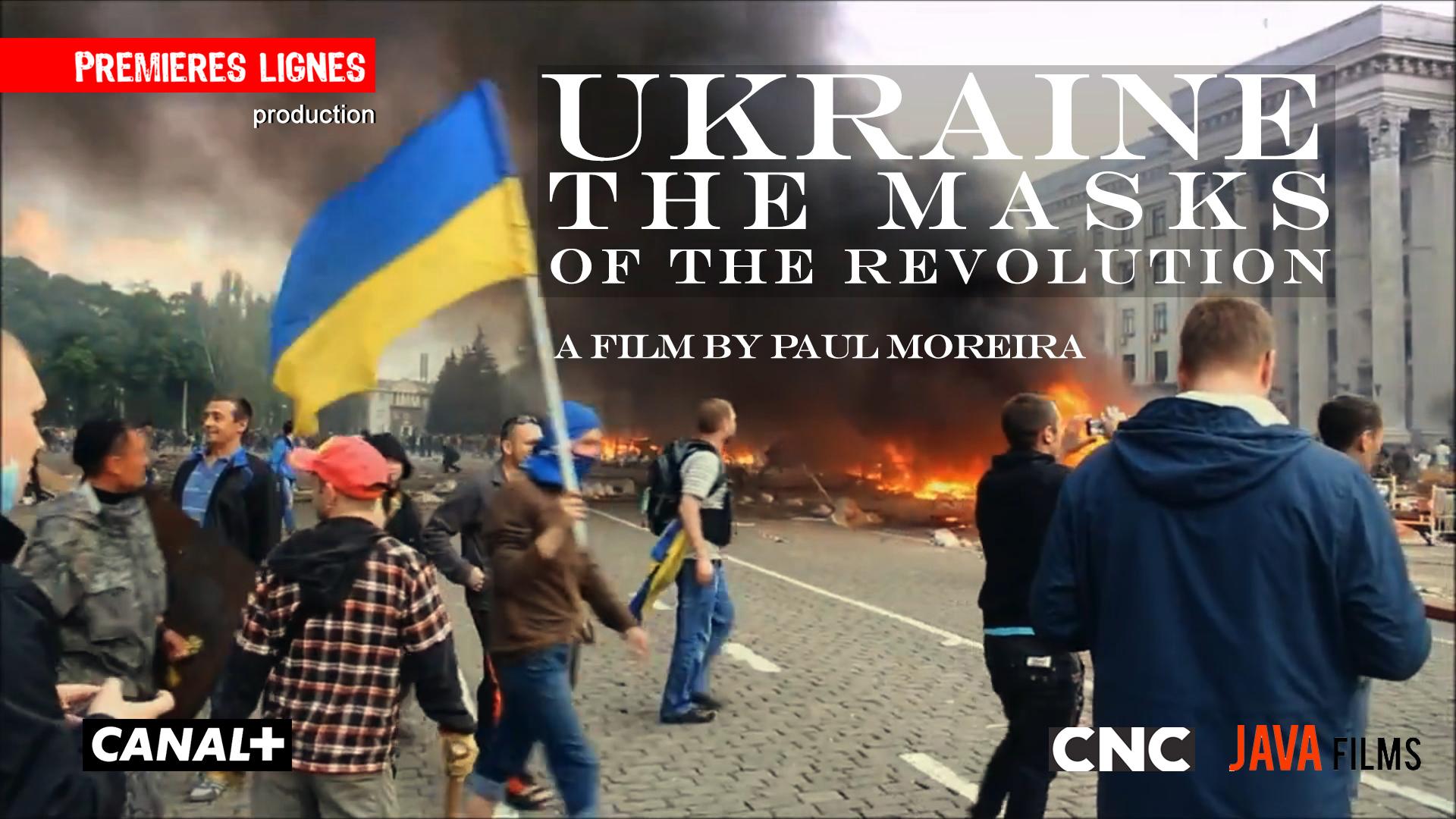Ukraina - revolutionens mörka sida